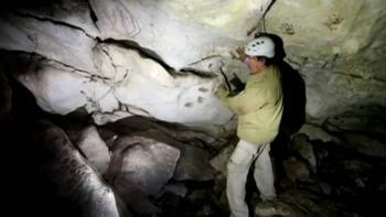 En Yucatán encuentran cueva subterránea de mil 200 años