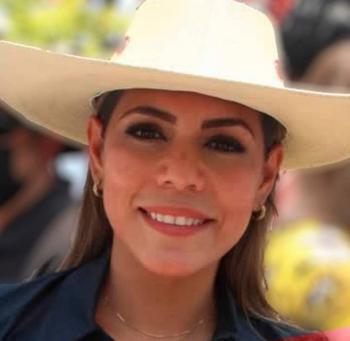 Evelyn Salgado, nueva candidata de Morena a la gubernatura de Guerrero