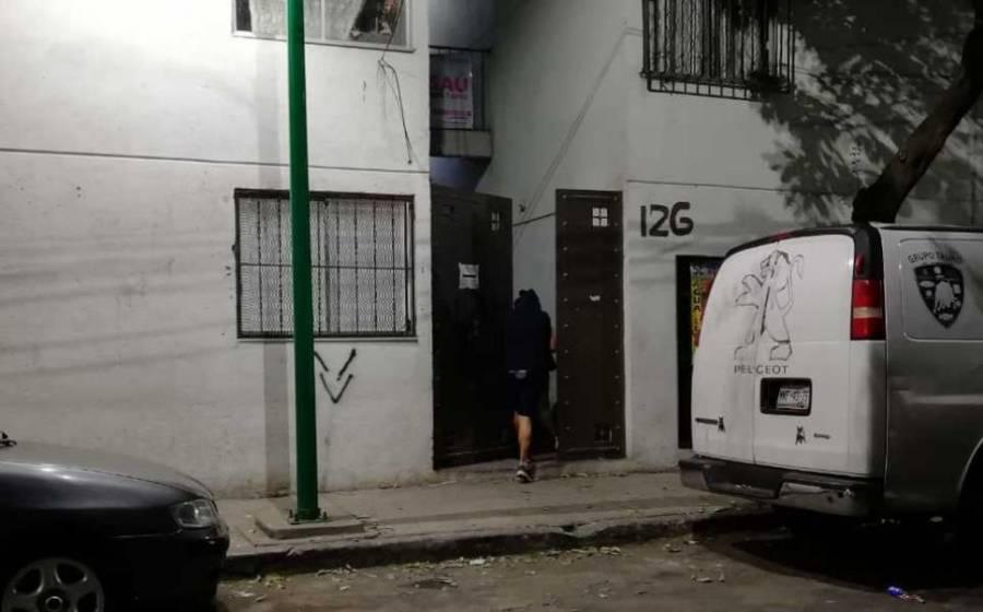 Triple feminicidio en la Alcaldía Cuauhtémoc