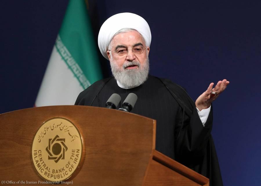Busca Irán canje de prisioneros a cambio de 7 mil mdd