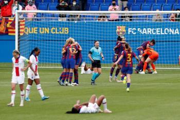 El Barcelona se medirá a Chelsea en final de 'Champions' femenil