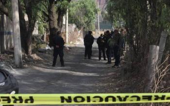 Abril es el tercer más violento con 2 mil 370 homicidios