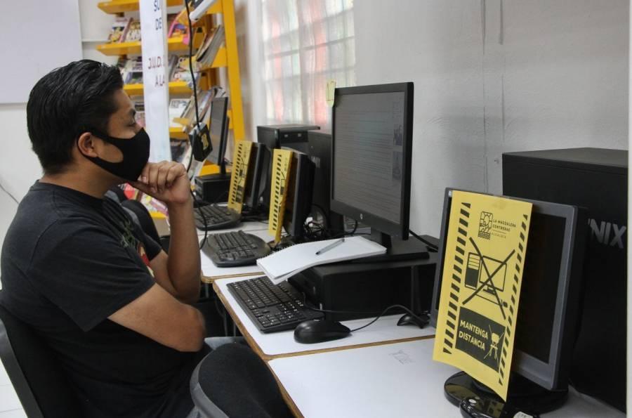 El 75% de trabajadores de Puebla capital regresarán a oficinas