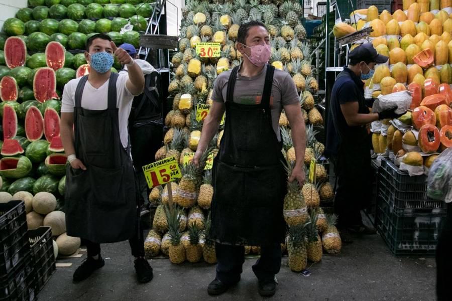 Denuncian suspensión de 20 hectáreas de comercio y distribución en la CEDA
