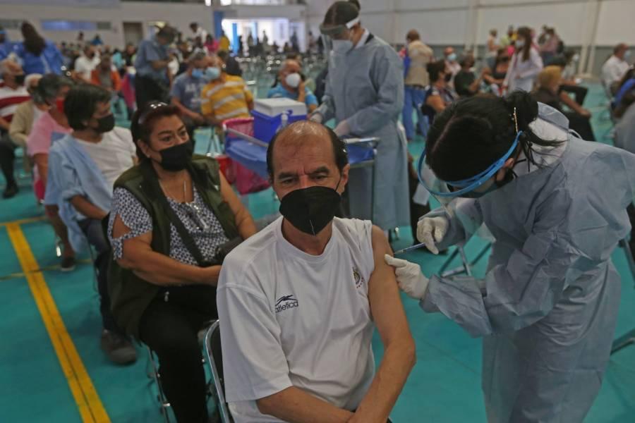 En julio, 20% de la población estará vacunada contra la Covid-19