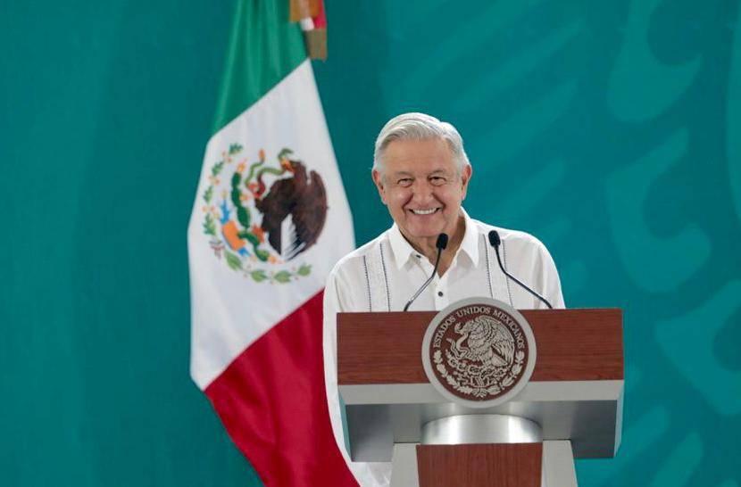 Que el pueblo de Guerrero decida, dice AMLO respecto a candidatura de hija de Félix Salgado