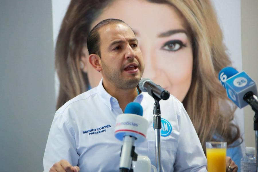 Urgente, corregir política económica para mejorar programas sociales: Marko Cortés
