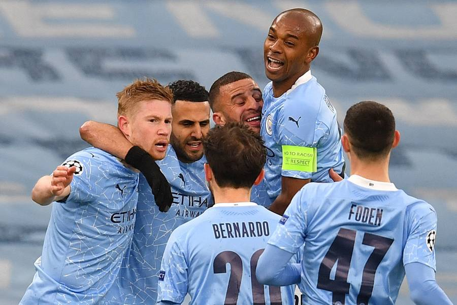 Mahrez mete al Manchester City a su primera final de Champions League
