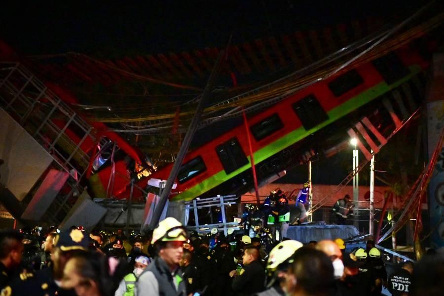 Así reaccionaron los famosos ante la tragedia ocurrida en la Línea 12 del Metro CDMX