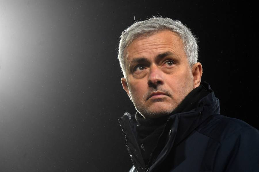 Regresa a la Serie A: Mourinho, nuevo DT de la Roma