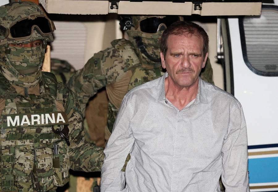 """""""El Guero"""" Palma sale del penal del Altiplano; FGR lo traslada a la CDMX"""