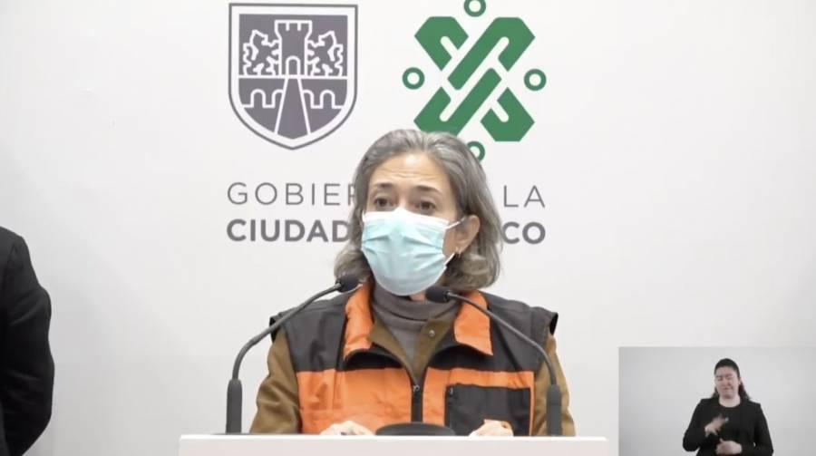 Última revisión de tramo elevado de Línea 12 fue hace casi un año: Florencia Serranía