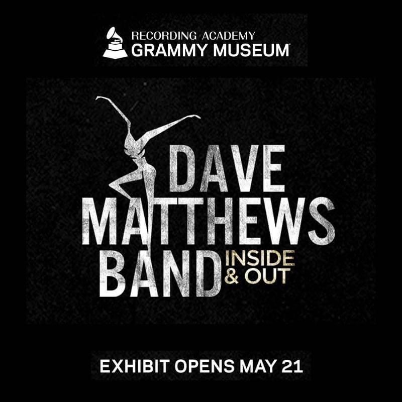 Museo del Grammy realizará una exhibición de Dave Matthews Band