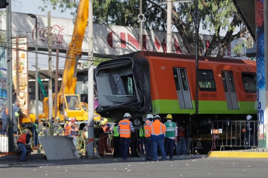 Víctimas mortales de la Línea 12 del Metro, se encuentran en Iztapalapa: FGJ