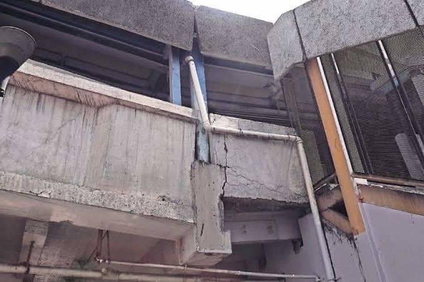 Usuarios en redes sociales reportan fracturas en Metro Pantitlán, Oceanía y Consulado