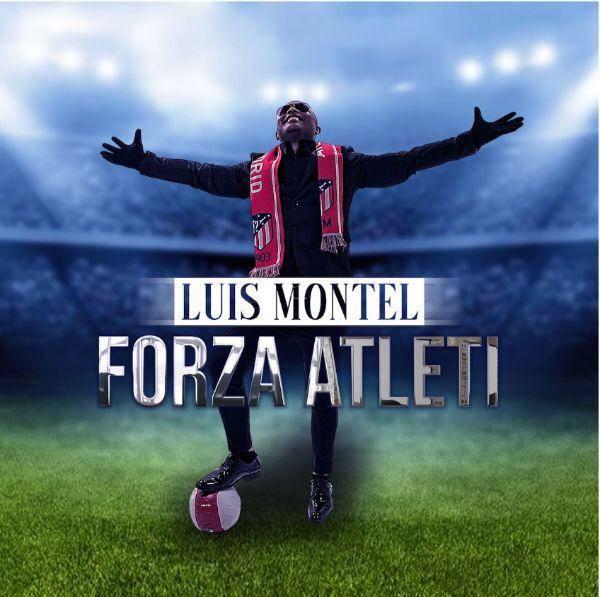Cubano King Afrotech, crea himno para Atlético de Madrid con sonidos africanos y caribeños