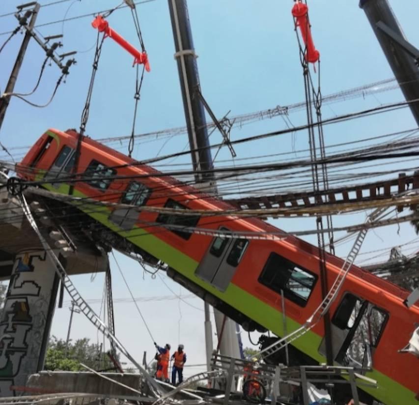Tras colapso en la Línea 12, FGJ abre carpeta de investigación por homicidio culposo