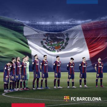 Tras accidente en Línea 12 del Metro, el Barcelona se solidariza con la afición mexicana