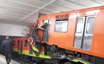 Estos son los accidentes ocurridos en el Metro con Florencia Serranía al frente