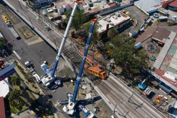 Investigarán condición estructural de la Línea 12
