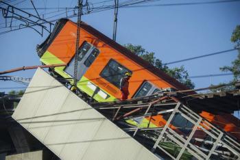 Sube a 24 el número de muertes por accidente en Línea 12 del Metro