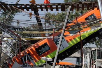 Grupo Carso lamenta colapso en Línea 12 del Metro; esperará peritajes