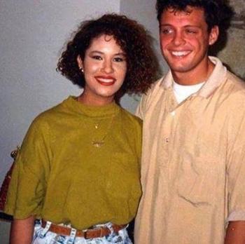Luis Miguel y Selena habrían sostenido un romance