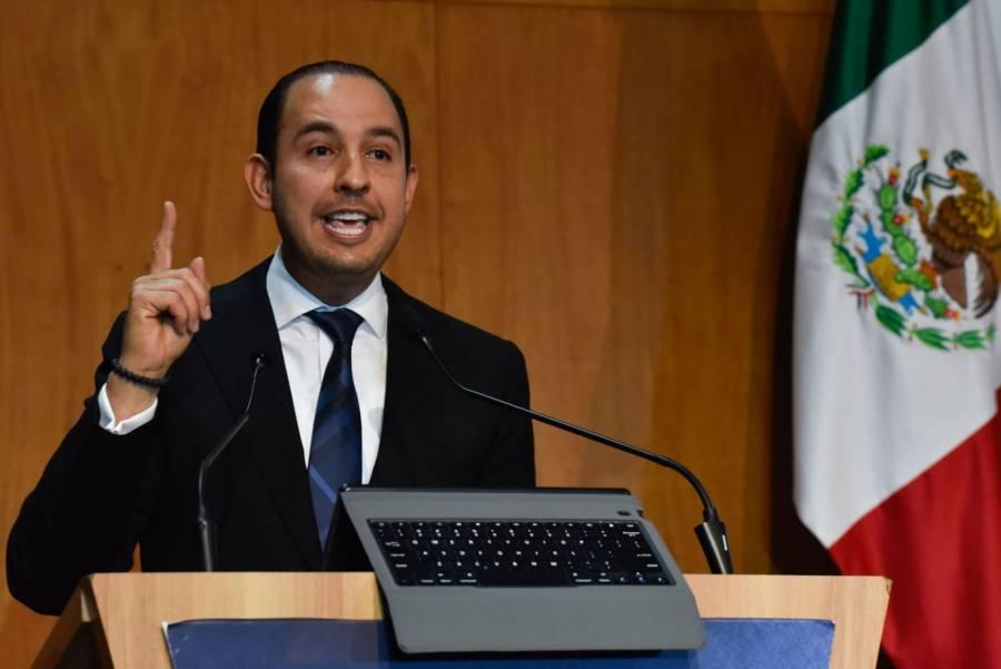 Marko Cortés: seguiremos denunciando corrupción y negligencia que provocó tragedia en la Línea 12