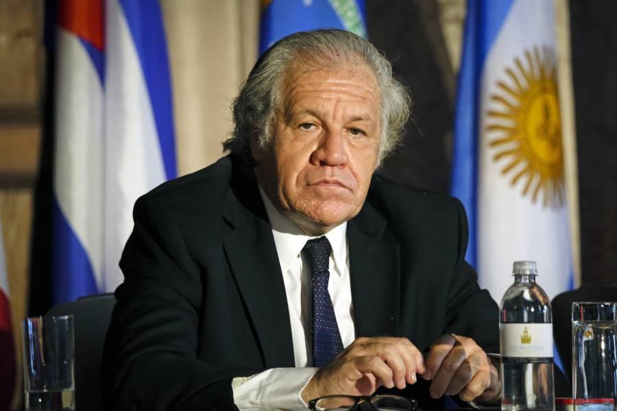 El Salvador va por el camino de Venezuela y Cuba: OEA
