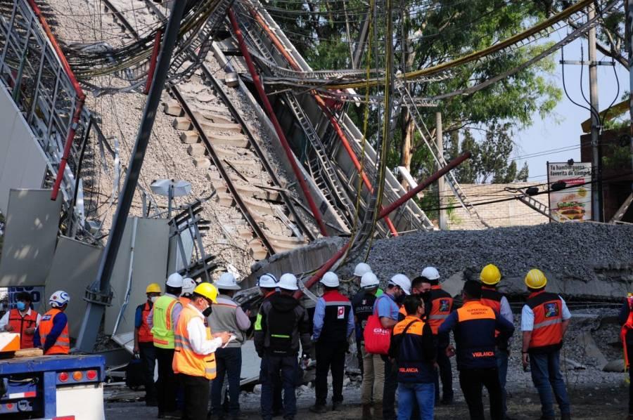 Empresa noruega DNV inicia peritaje externo sobre colapso en Línea 12 del Metro