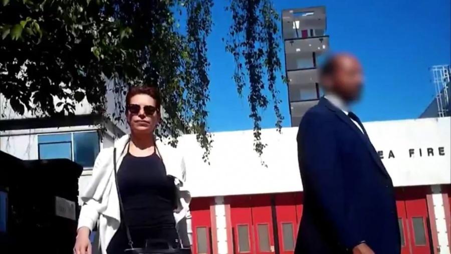 Desechan amparo de Karime Macías para evitar ser aprehendida