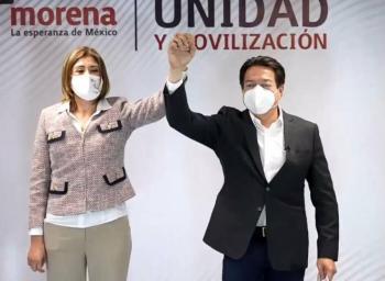 Plantea INE otro revés a Morena, ahora quitar candidatura en SLP