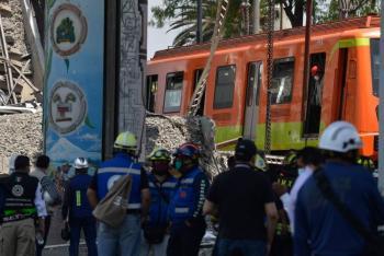 Paro laboral en el Metro, no es politiquería: Sindicato responde a AMLO