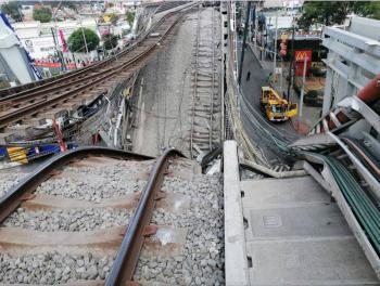 Trabajadores del Metro alistan paro inminente tras accidente en la L-12