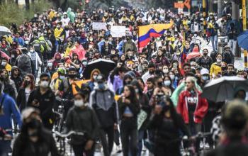 Comunidad internacional rechaza abusos policiales durante protestas en Colombia