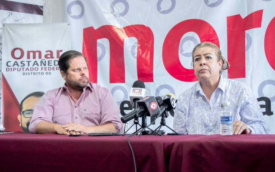 "Morenista dice que gente perversa ""movió"" la ballena de Línea 12 para que colapsara"