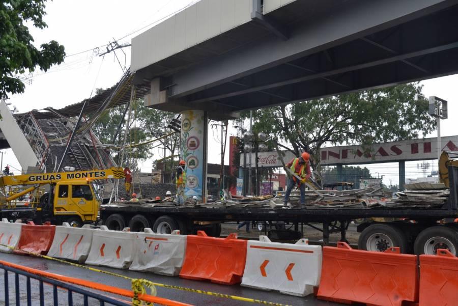 Morena rechaza comisión para investigar tragedia de Línea 12