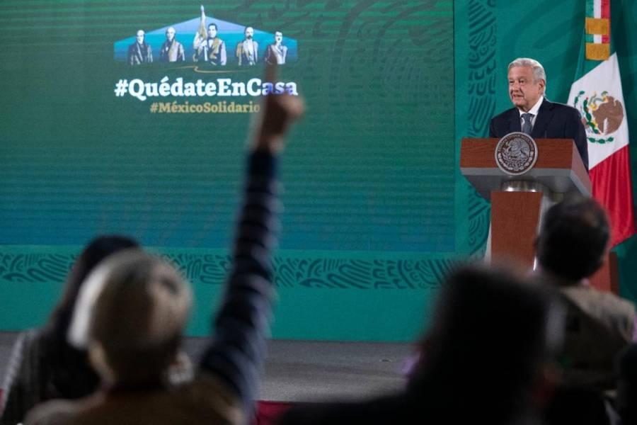Se atiende a deudos de la tragedia de L12, asegura López Obrador