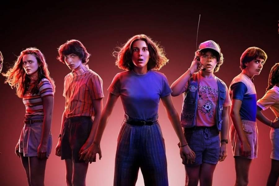 """¡La espera terminó! Netflix lanza el primer teaser de """"Stranger Things 4"""""""
