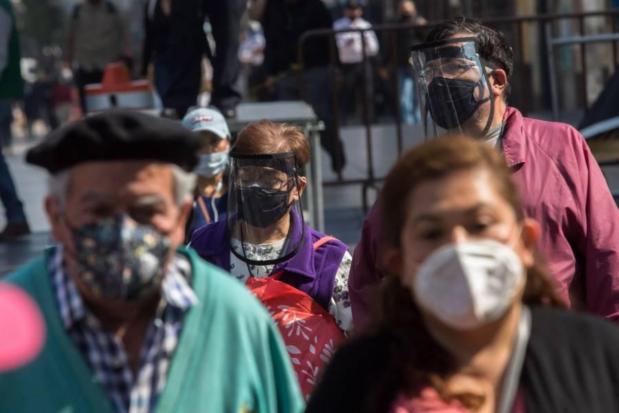 México reporta 2 millones 545 mil 817 casos estimados de COVID-19 y 218 mil 173 fallecidos