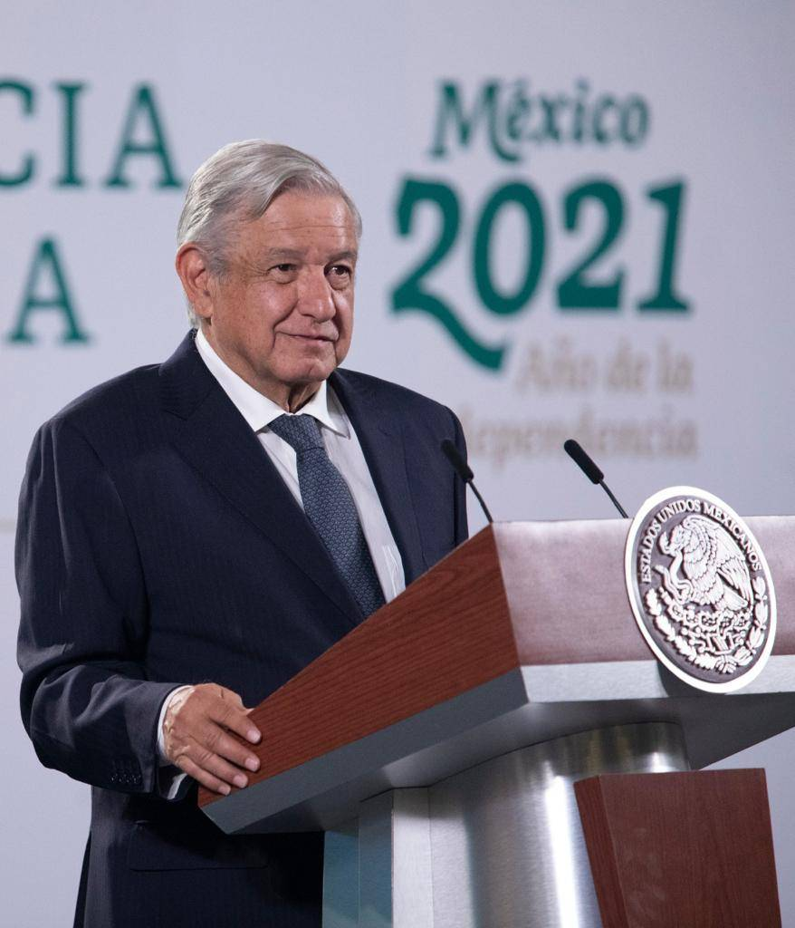 AMLO urge abrir frontera con EEUU