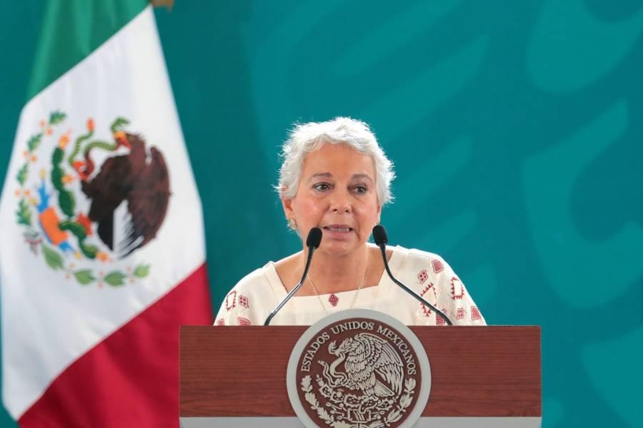 Descarta Segob que México se encuentre en una tercera ola de contagios de Covid-19