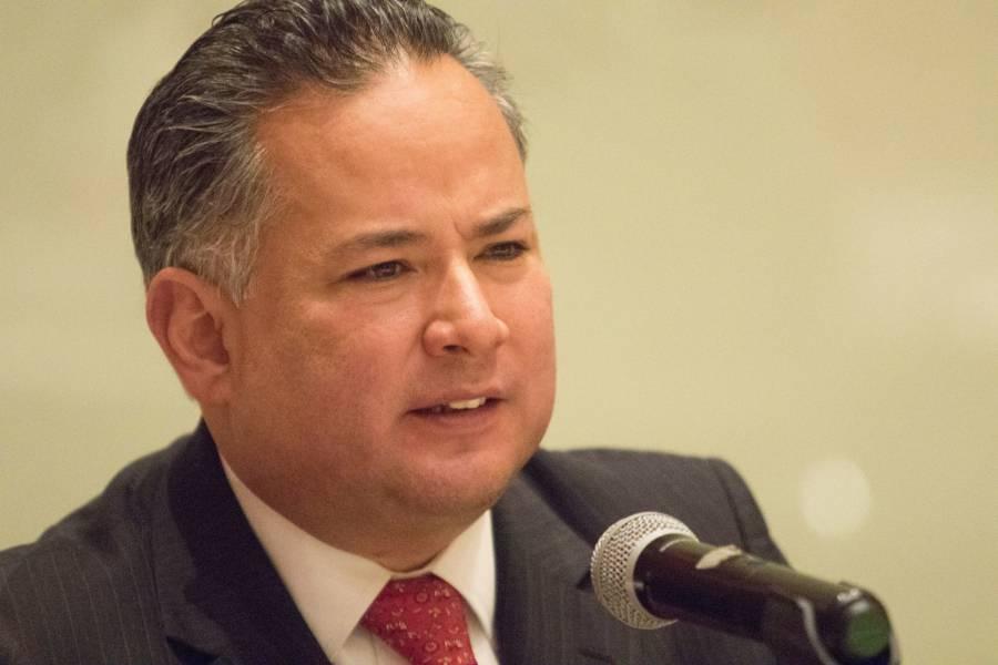 Da positivo a COVID-19, Santiago Nieto, titular de la UIF