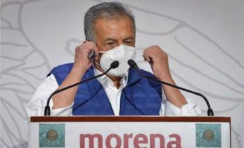 Menor que denunció al diputado Saúl Huerta por abuso, sale del hospital
