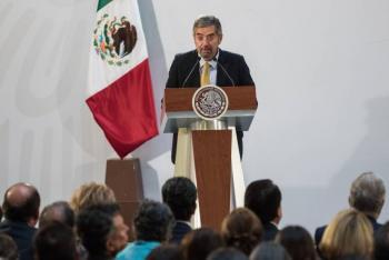 Apoya México en la ONU combatir armas químicas