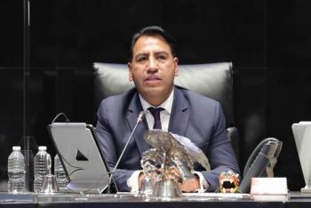 Comisión permanente se solidariza con víctimas del accidente de la Linea 12 del Metro