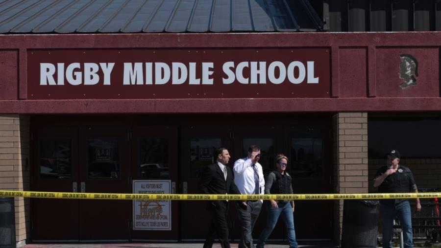 Alumna de sexto grado disparó en una escuela e hirió a tres personas en EEUU