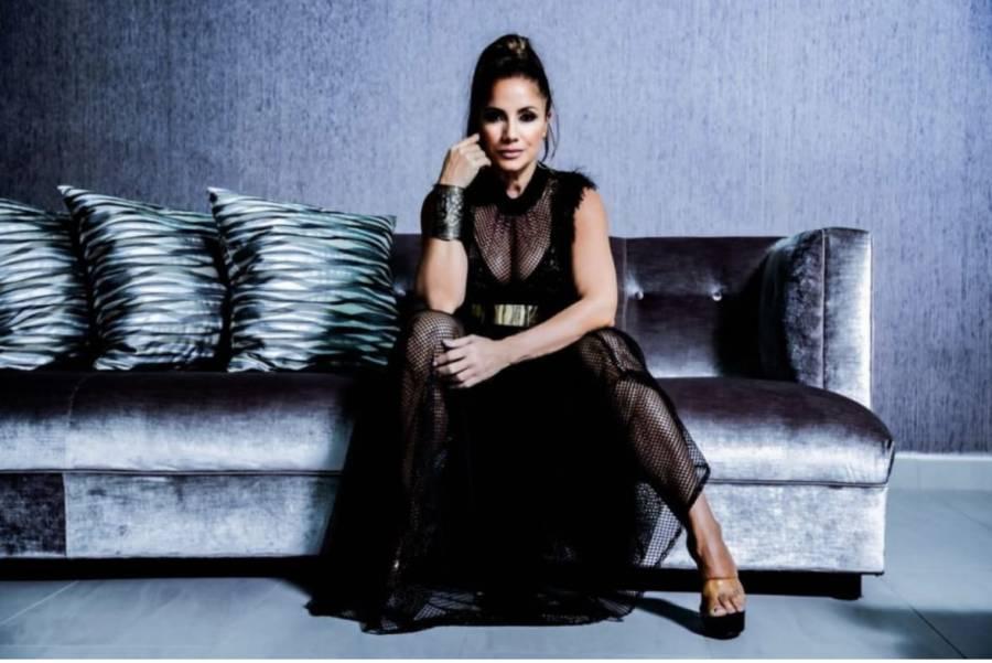 Melina León exhorta a las mujeres a no dejarse arrastrar por el amor equivocado