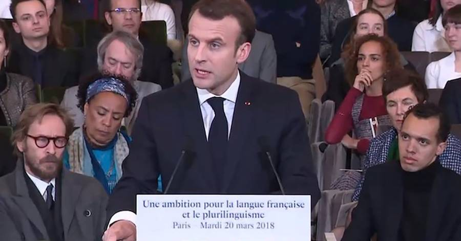 Francia prohíbe el lenguaje inclusivo en colegios