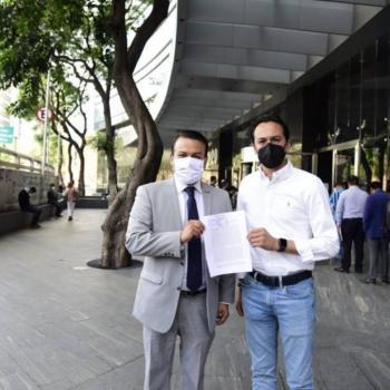 Demanda PAN que se inicie proceso de desafuero contra Ebrard y Sheinbaum
